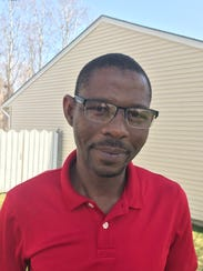 Mohammed Diop, who works for Winooski School District,