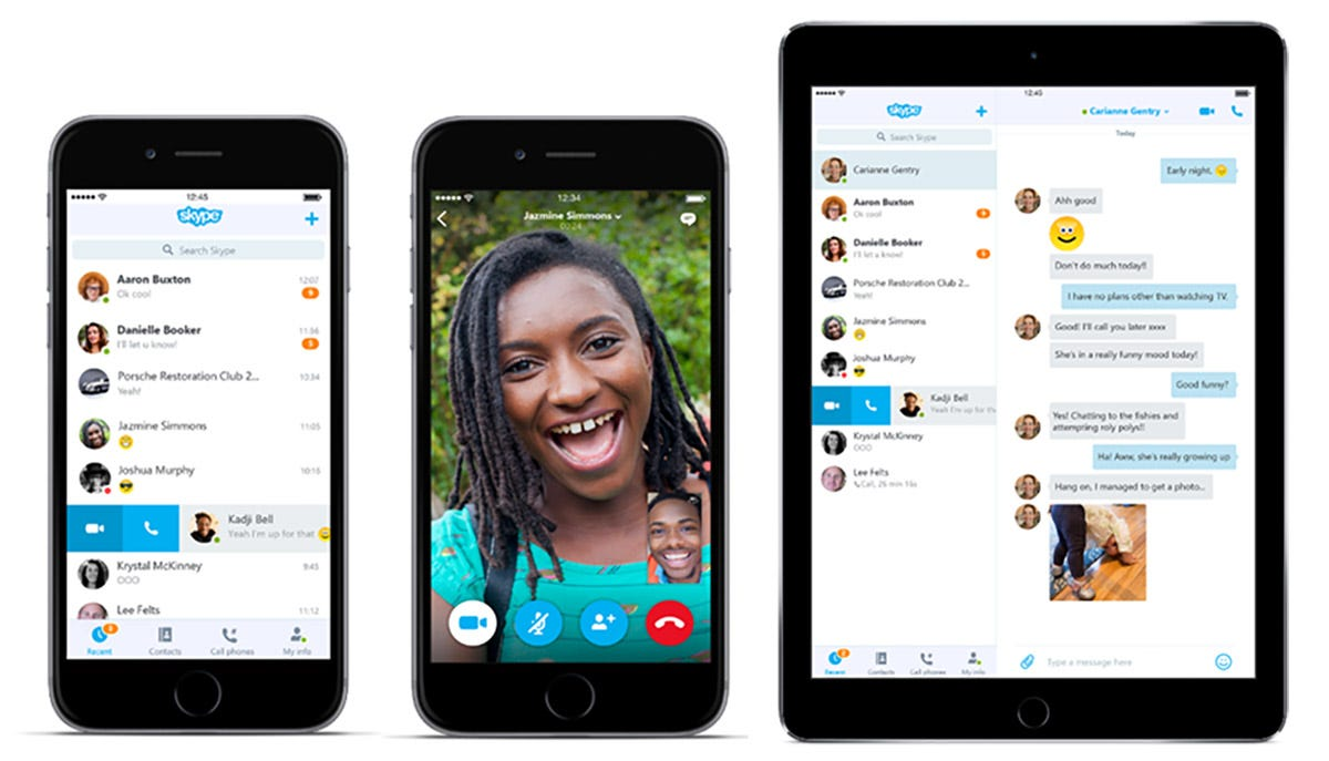 How to install Skype on a tablet easily and quickly