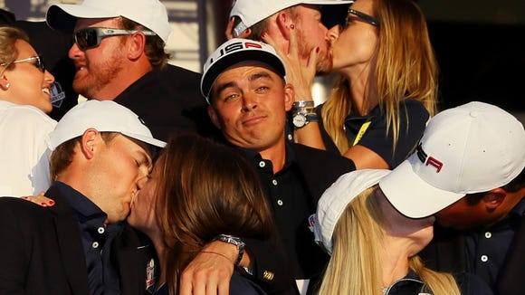 True Love: Rickie Fowler has 'liked' all 164 of his girlfriend's Instagrams