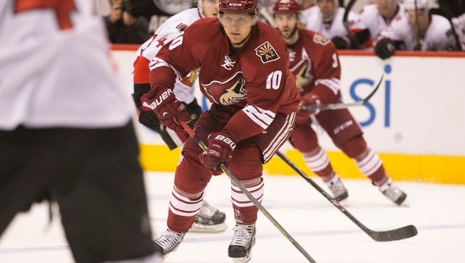 Got a questions about the Coyotes? Sarah McLellan will answer them at 2 p.m.