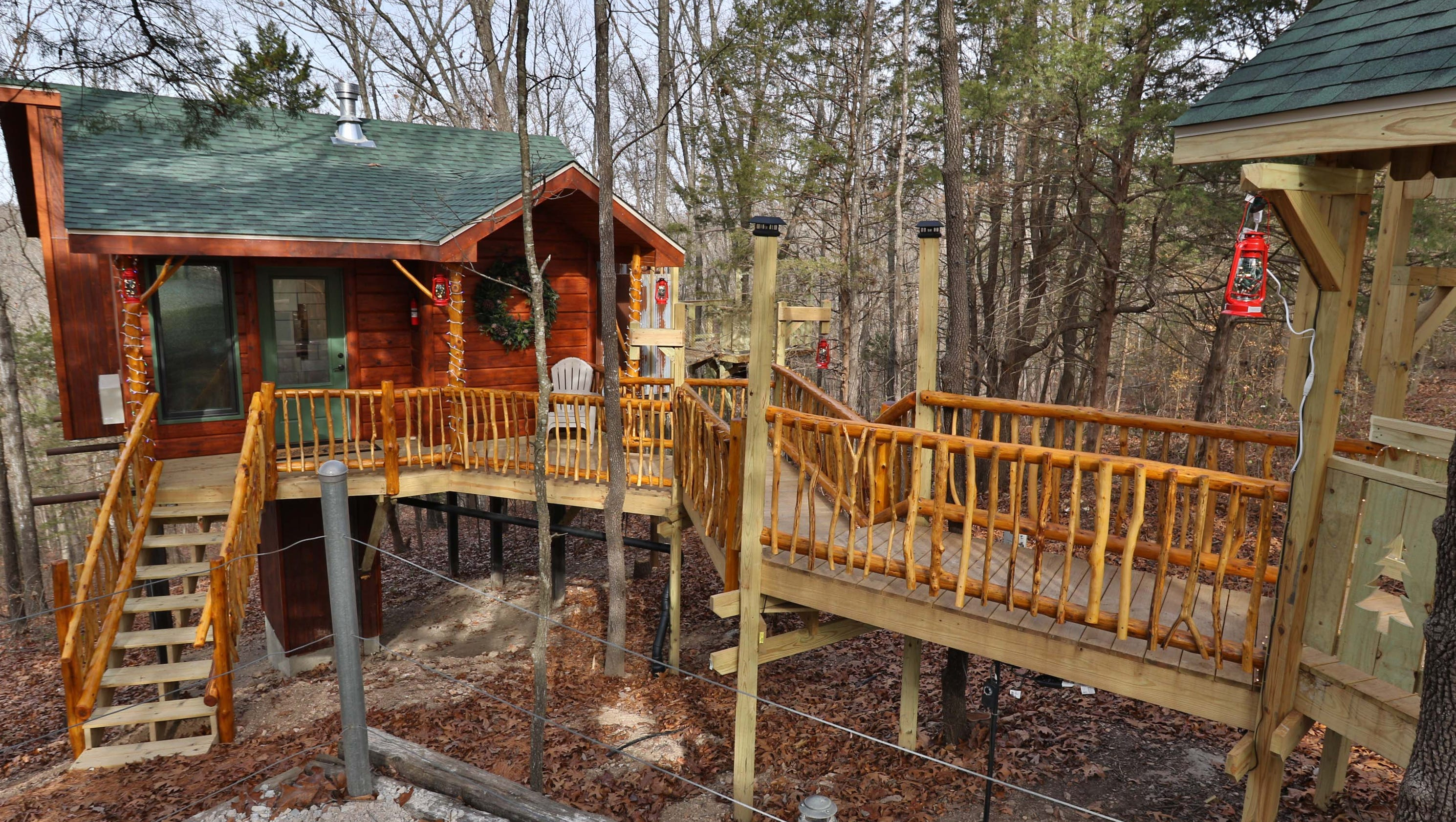 branson canal river deer park accommodations cabins edge at s