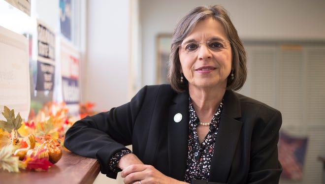 State Assemblywoman Donna Lupardo, D-Endwell.