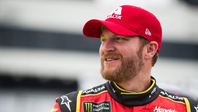 Dale Earnhardt Jr. is 0-for-21 in NASCAR Cup Series starts at Darlington.