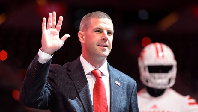 Billy Napier's job at UL is his first as a head coach on any level.