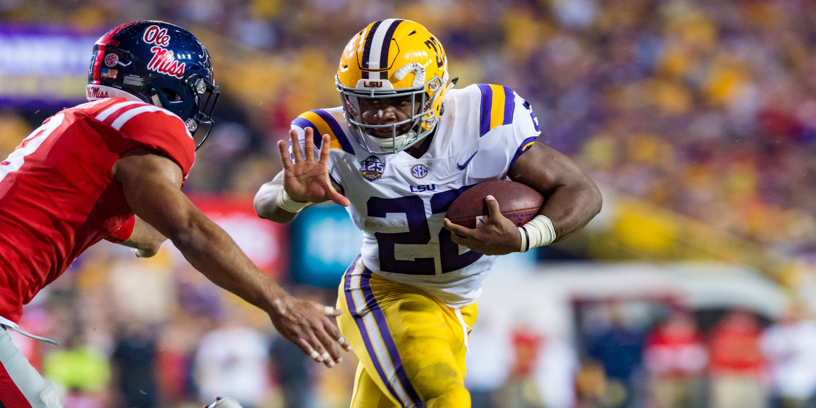 Police: LSU player fatally shot man who was attempting armed robbery