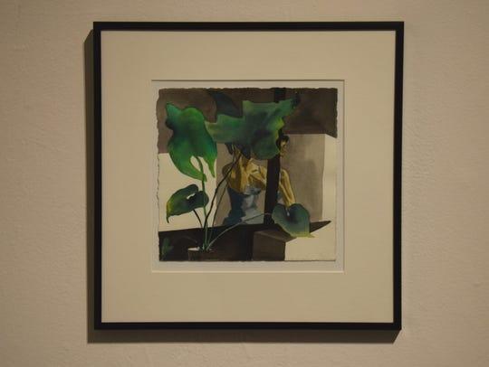 """Split Reflection"" by Adrienne Elise Tarver"