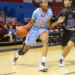 Brandi Wingate and the Techsters play at UAB on Saturday.