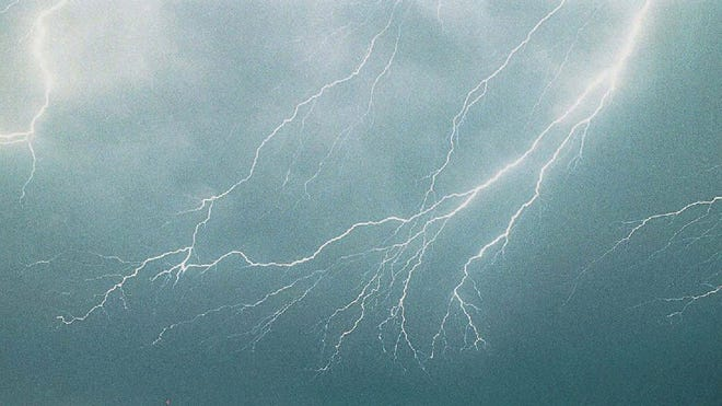 Lightning sparked more than two dozen fires on the Willamette National Forest and several on the Umpqua National Forest with more strikes predicted.