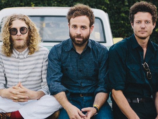 The Los Angeles foursome Dawes performs Saturday at