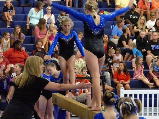 Gymnastics classic 8