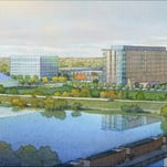 Marion County Justice Center rendering