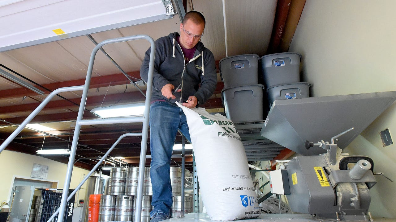 Aaron Allen of Seven Arrows Brewing Company talks about the local beer market. He discusses what's out there, and how close our area is to the beer saturation mark.