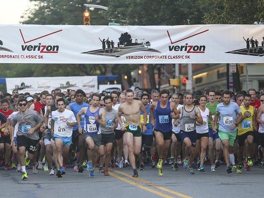 Verizon Corporate Classic 2014