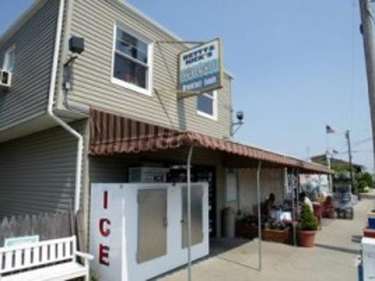 APP file photo of Nick and Betty's Bait and Tackle in Seaside Park.