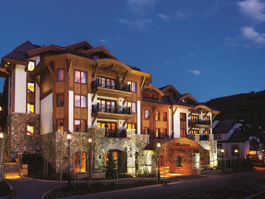 The Sebastian Vail resort