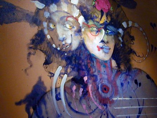 """Family"" by Ramon Santiago at ArtisanWorks."