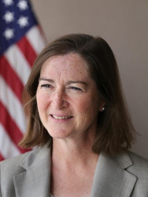 """U.S. Attorney for the Eastern District of Michigan Barbara McQuade: """"I love being out in the community. ... It's a labor lof love."""""""