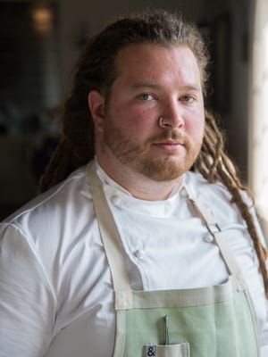 Ex-Torino chef Garrett Lipar will cook at Frame in Hazel Park during a month-long residency beginning June 2, 2017.