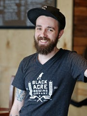 Jordan Gleason, co-owner of Black Acre Brewing Co. in Irvington, says boorish behavior and tips can go hand in hand.