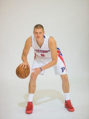 Henry Ellenson 2016-17 salary: $1.7M. The past: Considered a top-10 prospect before June's draft, the Wisconsin freshman fell to the Pistons at No. 18. Role: The 6-foot-11 prospect already has impressed with his shooting and skill, but this is expected to be a redshirt season for Ellenson. But at 19, he could force Van Gundy's hand.