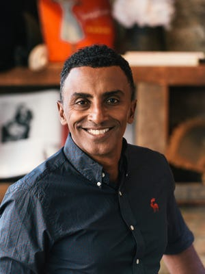 """Celebrity chef Marcus Samuelsson is taking over Detroit's Central Kitchen + Bar for a special book-signing event Friday, December 2. The public event will feature food and cocktails from Samuelsson's latest cookbook, """"The Red Rooster Cookbook."""""""
