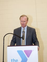 John Mara. Meadowlands YMCA Grand Opening  Rutherford 5/19/17