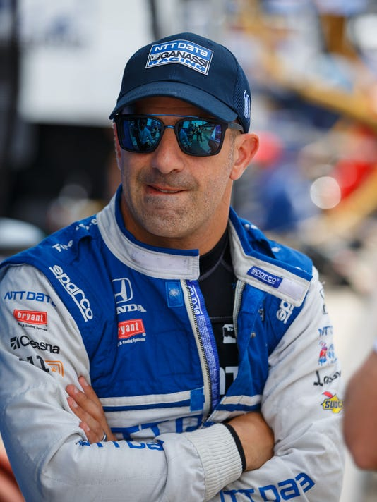 IndyCar: 101st Running of the Indianapolis 500-Carb Day