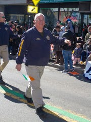 Bergen County Sheriff Mike Saudino. The 37th annual