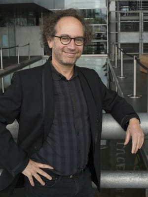 """Composer Tod Machover will transform recorded sounds submitted by metro Detroiters and funnel them into his """"Symphony in D,"""" which will be premiered by music director Leonard Slatkin and the Detroit Symphony Orchestra at Orchestra Hall."""