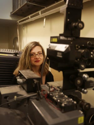 Paula Guthat, is the programmer, booker, projectionist and promoter of the independent movie theater, and is getting some national attention for her cinema devotion.