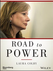 """""""Road to Power,"""" is being published by Wiley & Sons"""