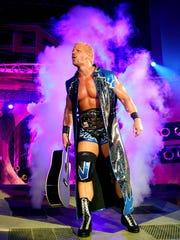 Jeff Jarrett as a wrestler.