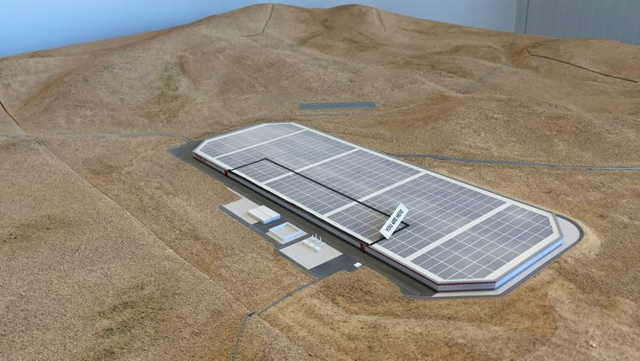 Tesla Motors inked a deal with Pure Energy Minerals on Sept. 15, 2015 to get lithium from its Nevada Lithium Brine Project site just a few hours away from the gigafactory.