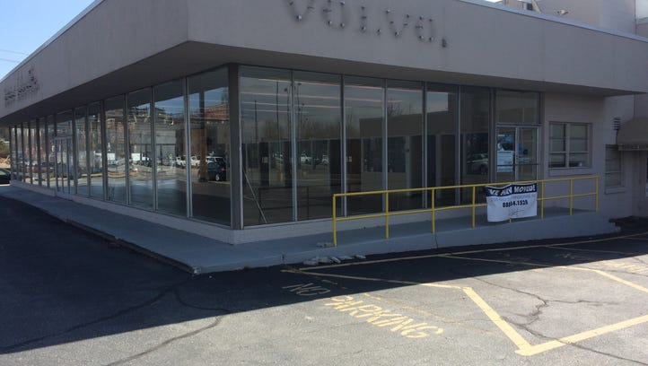 Hunter Volvo moved its Asheville store to Hendersonville in late February. The Patton Avenue site is currently vacant.