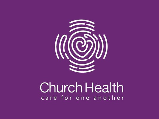 Church Health logo