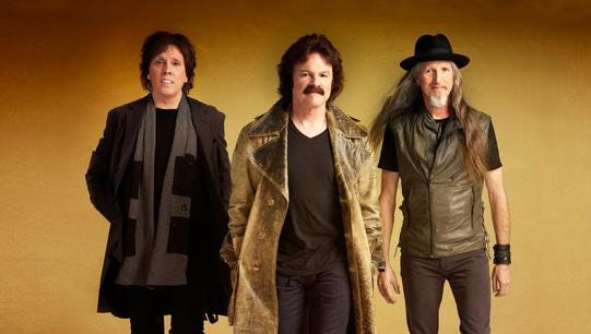 Friday: The Doobie Brothers at The Show in Rancho Mirage