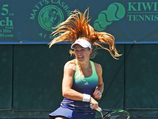 Pro Tennis at Kiwi