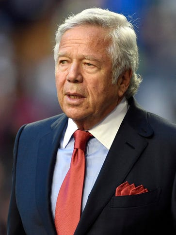 The Patriots have been to seven Super Bowls under owner