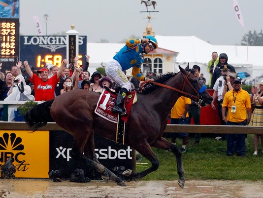 Horse Racing: 140th Preakness Stakes