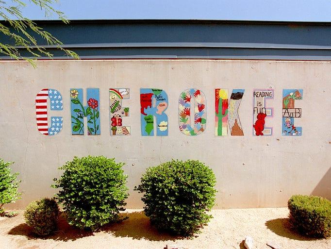 Cherokee Elementary School, Paradise Valley, Scottsdale