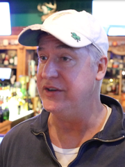 Chuck Sullivan of Sully's Irish Pub at the Witherspoon in Middletown.