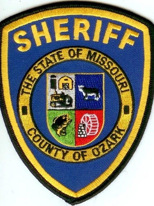 Ozark County sheriff's patch