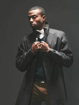 Andre Wiggins, who works as a model, is a recent MTSU Fashion Merchandising graduate.