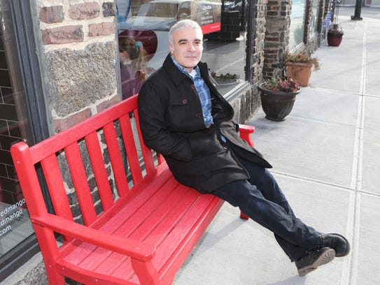 Dan Bova from Larchmont, is a humor columnist for The