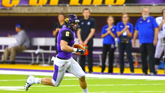 Northern Iowa released its 2018 football schedule on Monday afternoon.