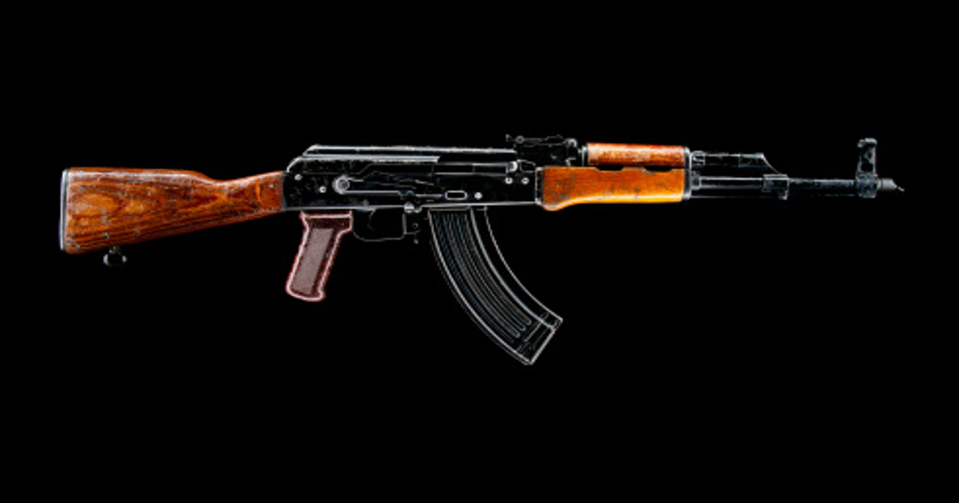 AK-47 maker would rather have made farm tools