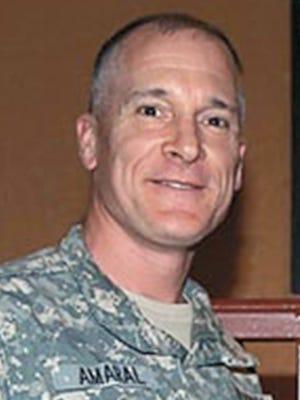 Col. Michael Amaral
