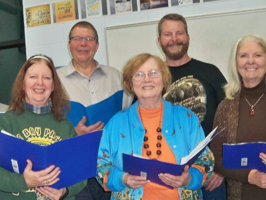 """The Lakeshore Lutheran Chorale will present """"Proclaim"""