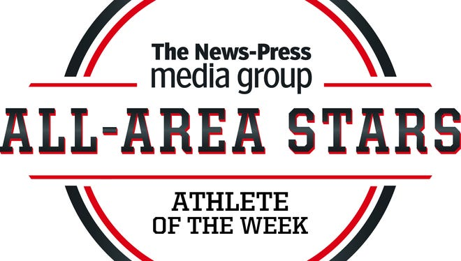 The News-Press Athlete of the Week award.