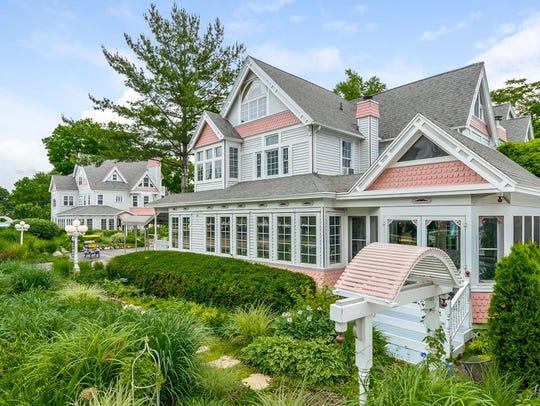 Yelton Manor is near the beaches of Lake Michigan,